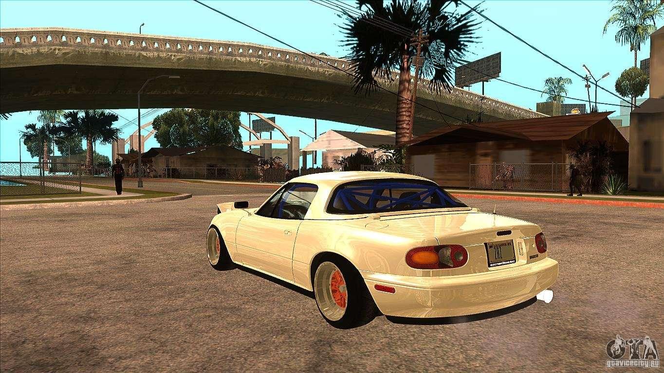 Hellaflush Wallpaper Car Mazda Miata Jdm For Gta San Andreas