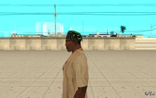 Bandana Xbox Gta San Andreas