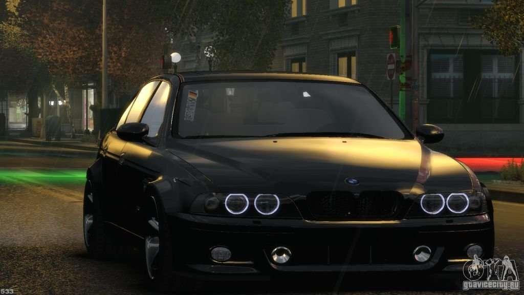 BMW M5 E39 AC Schnitzer Type II V10 For GTA 4