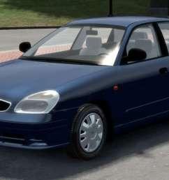 2000 daewoo nubira [ 1600 x 900 Pixel ]