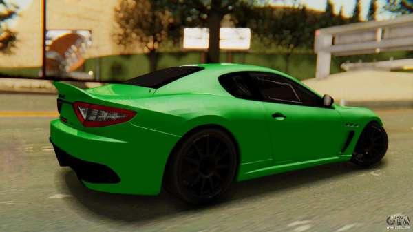 Maserati Gta Sa – meccanica