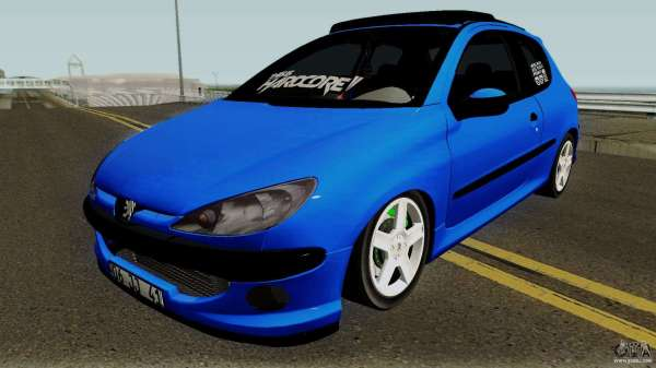 Peugeot 206 Rc - Year of Clean Water