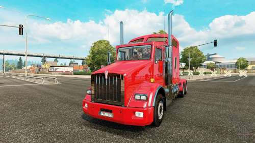 small resolution of kenworth t800 bumper