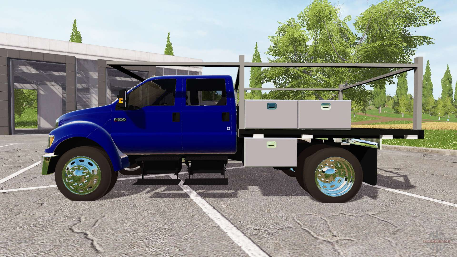 hight resolution of truck ford f 650 for farming simulator 17 the cost of the car in the game 8800 car maintenance day 2 engine power hp 910