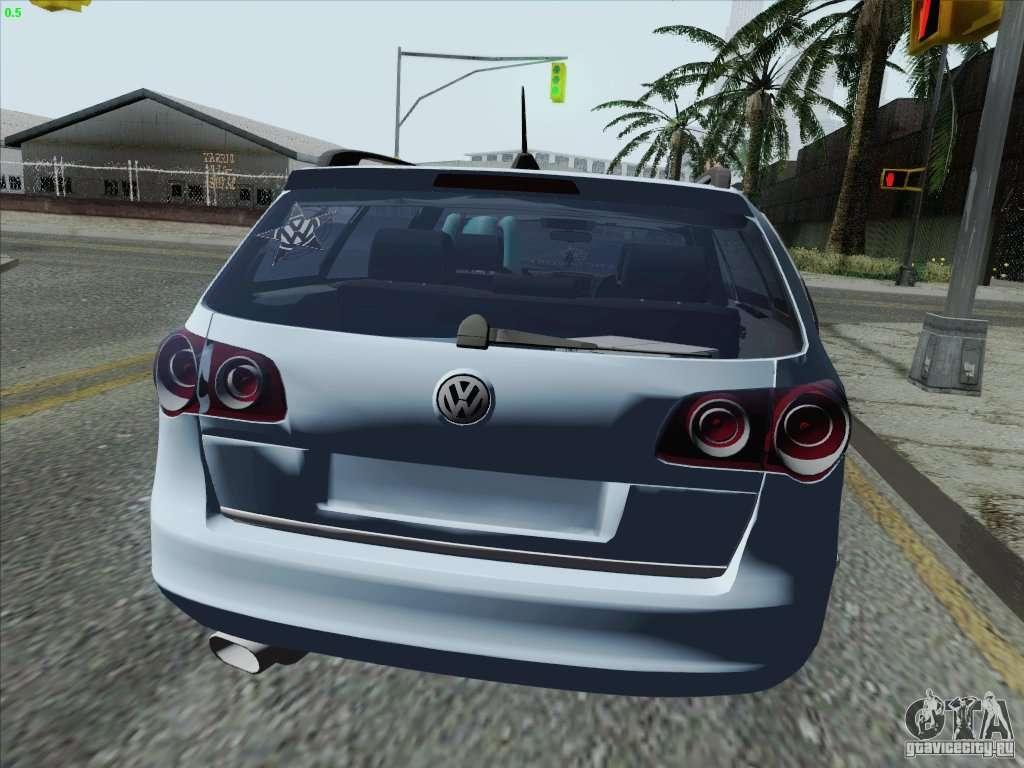 Nos Cars Wallpaper Volkswagen Passat B6 Variant Stance 2007 Para Gta San Andreas
