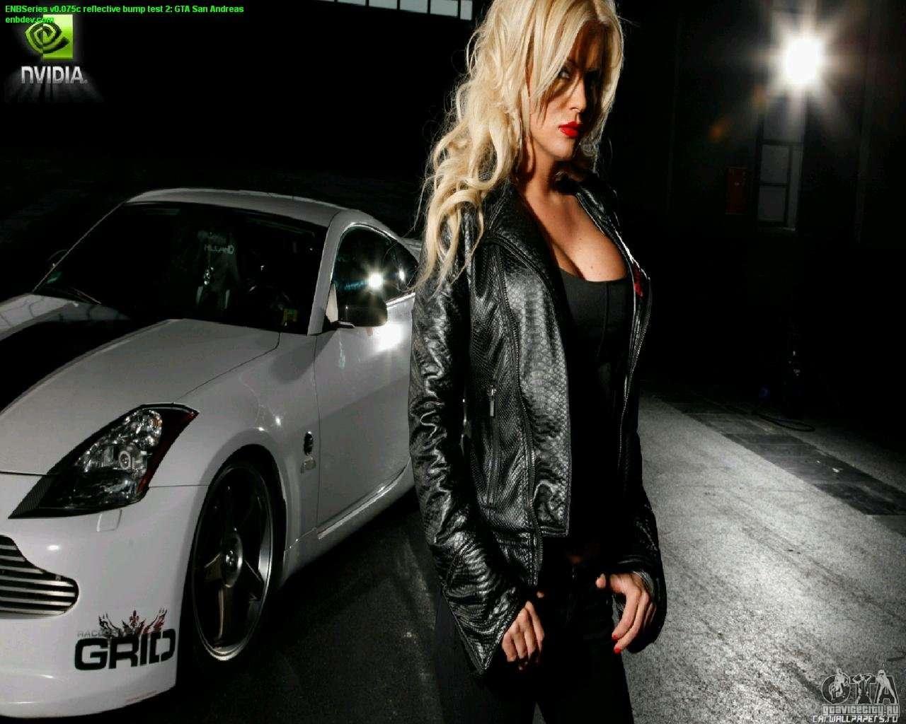 Loading Screens And Car Girls For GTA San Andreas