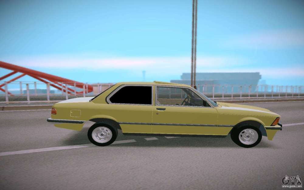 medium resolution of bmw e21 para gta san andreas