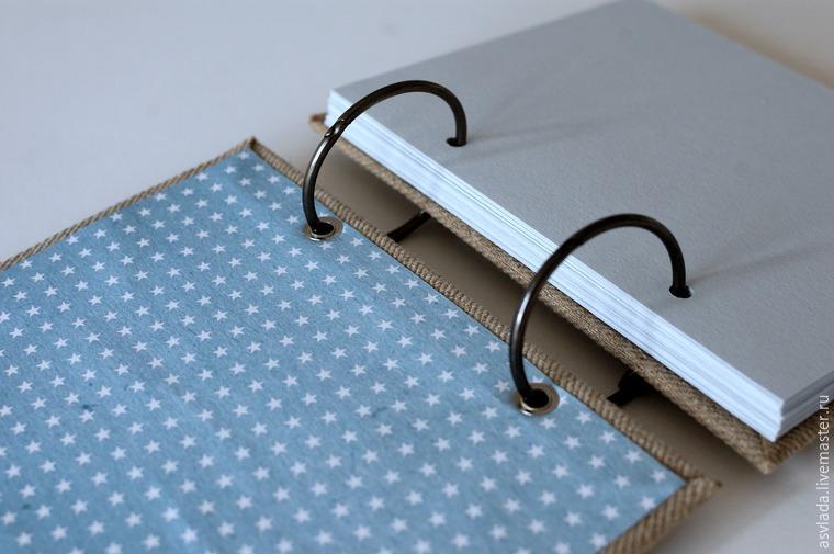 دستورالعمل های دقیق برای ساخت یک دفتر خاطرات ساده برای نوشتن ایده ها، عکس شماره 24