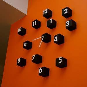 Siirrytään eteenpäin! Tai täsmälleen 50 DIY-kelloideota! osa 1, valokuva numero 37