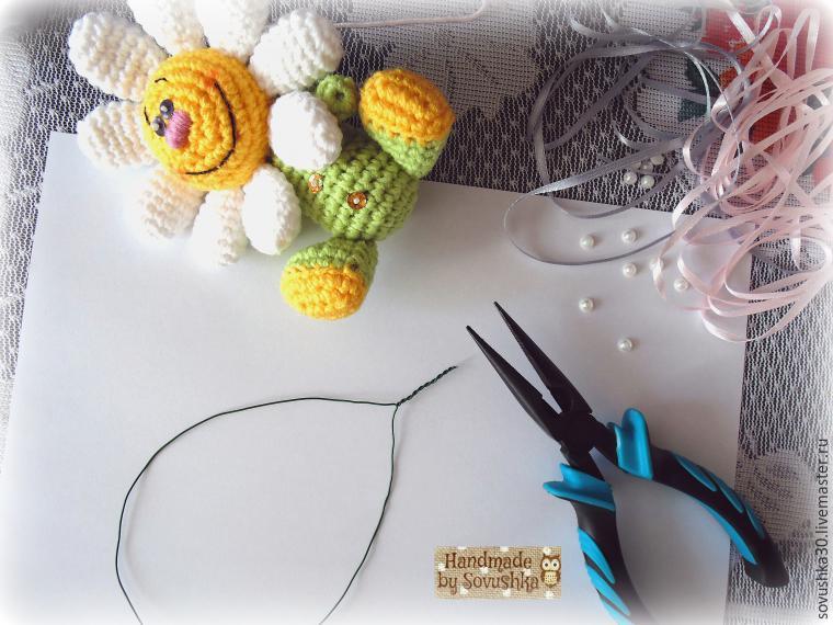 Facciamo un gancio per i vestiti di burattini nello stile di Shebbi Chic, foto № 4