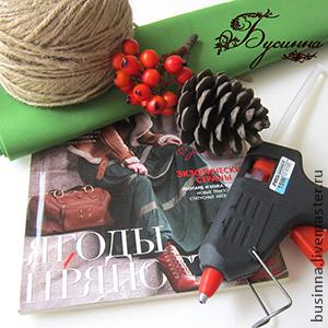 Mastery pom de Crăciun de Anul Nou din revista lucioasă, Foto № 1