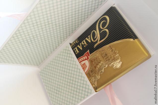 Өз қолыңызбен шоколад, фотосурет нөмірі 8