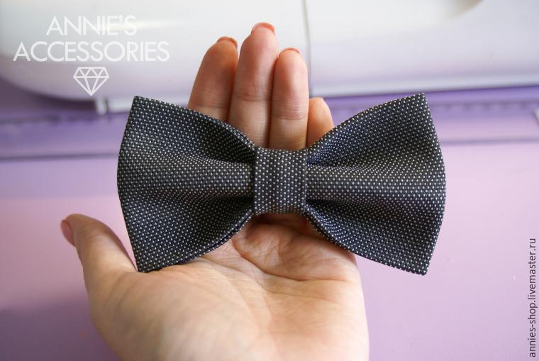 Hogyan varrhat egy csokornyakkendő 10 egyszerű lépésben, Photo № 14