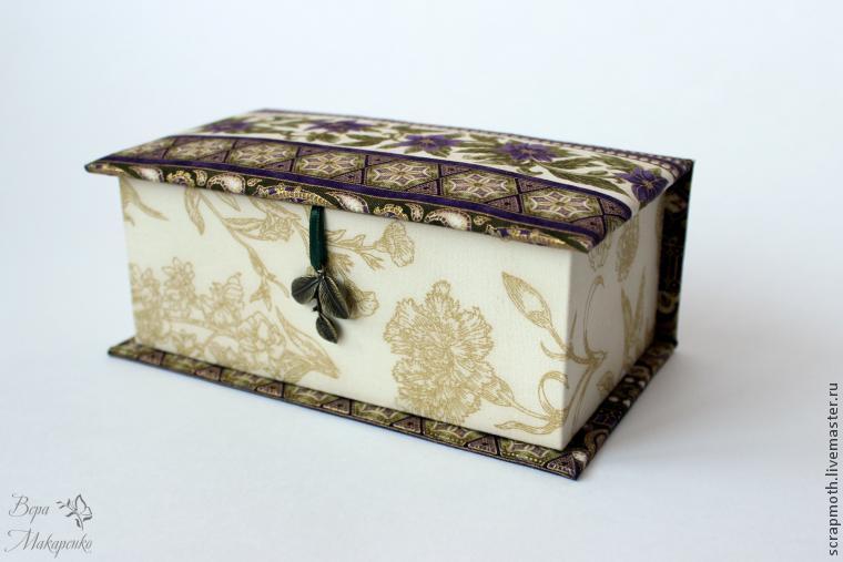 Skapa en underbar kista för smycken, foto nummer 40