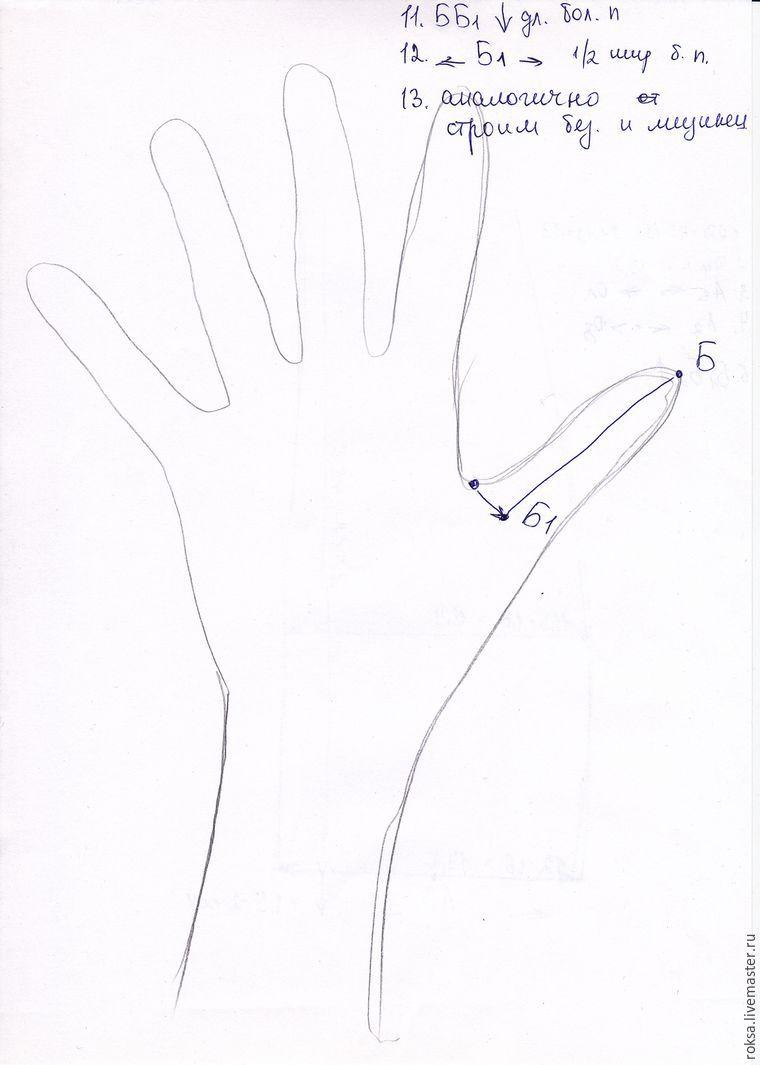 мк перчатки