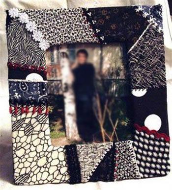 তাদের নিজস্ব হাত দিয়ে ছবির জন্য ফ্রেম শোভাকর ধারনা। অভ্যন্তর ছবি, ছবির সংখ্যা 31