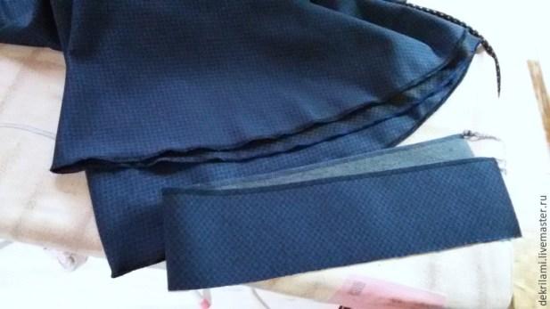 шитье юбки
