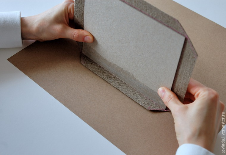 دستورالعمل های دقیق برای تولید یک دفتر خاطرات ساده برای نوشتن ایده ها، عکس № 11