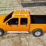 Nissan Frontier Pro 4x Crew Cab D40 2012 Para Farming Simulator 2017