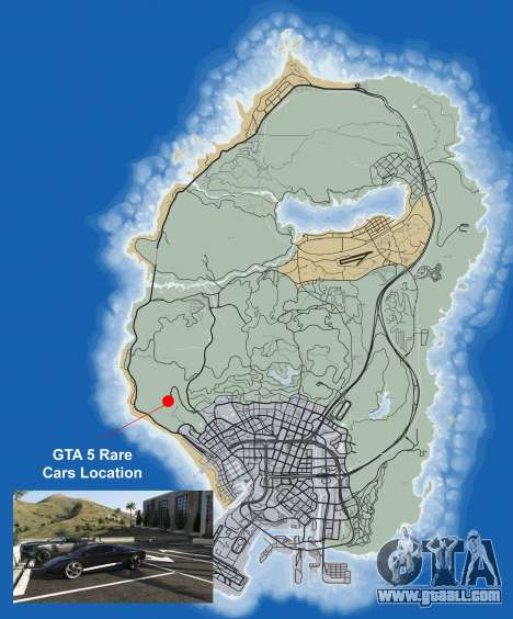 Gta V Tow Truck Location Map : truck, location, Hints