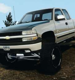 chevy 2500 lifted [ 1920 x 1080 Pixel ]