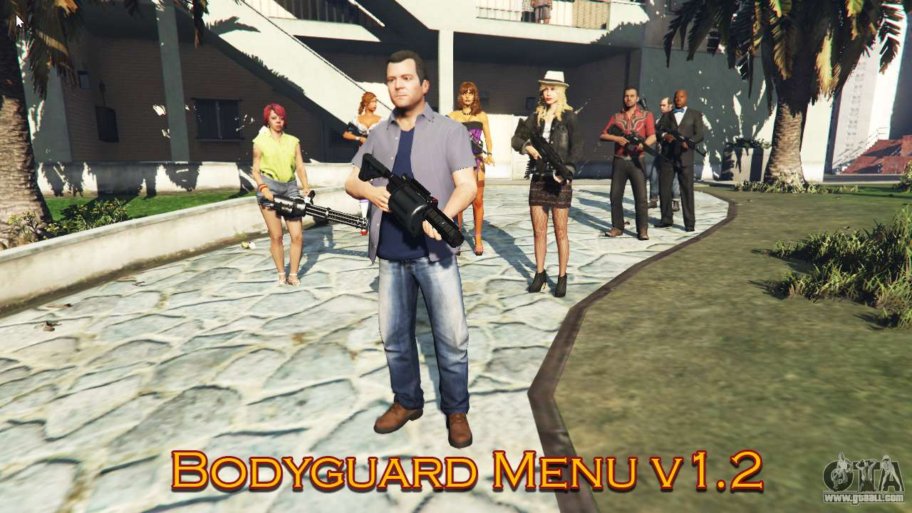 How to create your own mod menu gta v