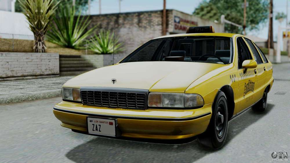 medium resolution of chevrolet caprice 1991 taxi