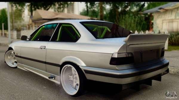E36 Drift Mods