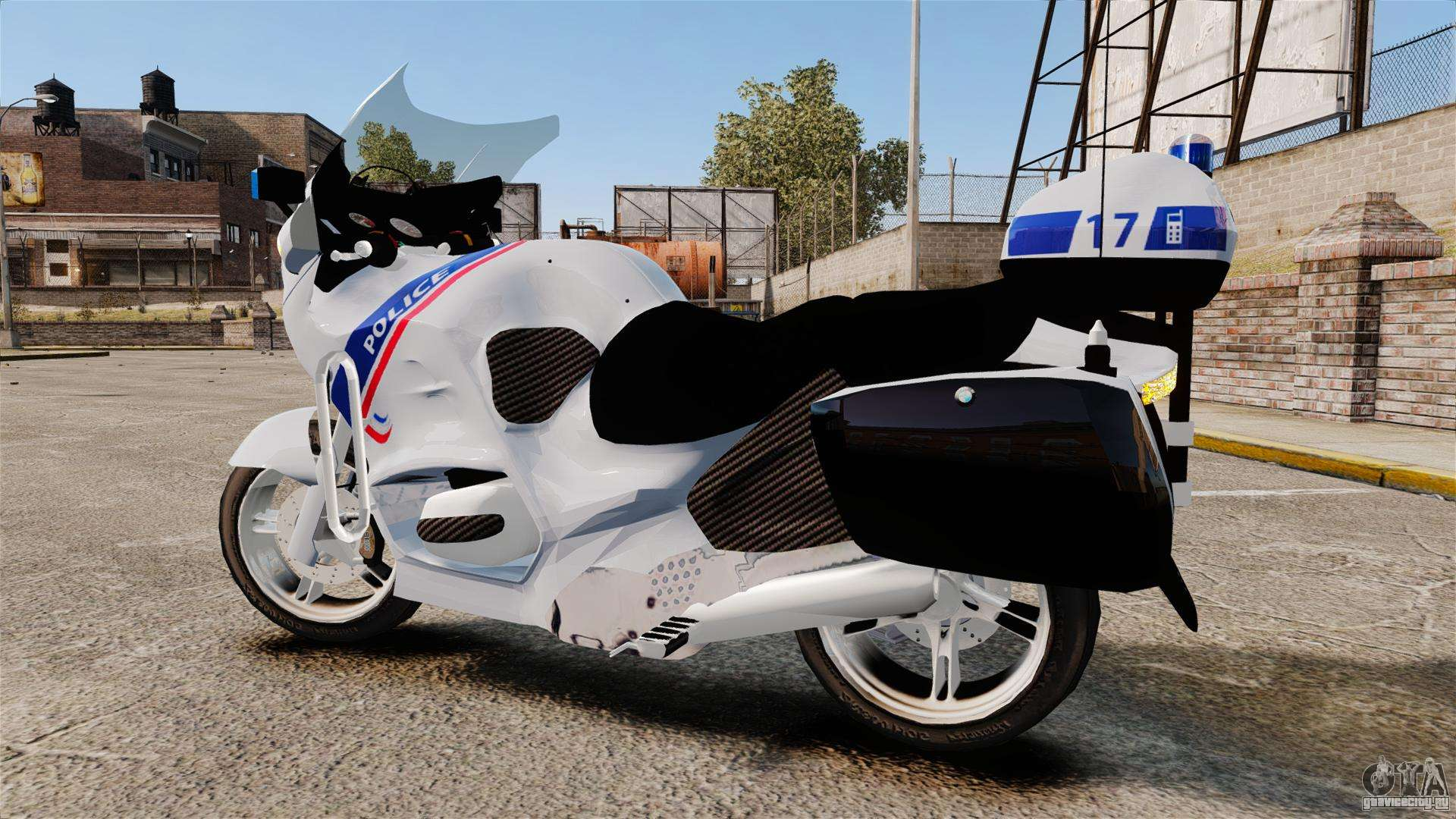 hight resolution of bmw r1150rt police nationale els gta 4