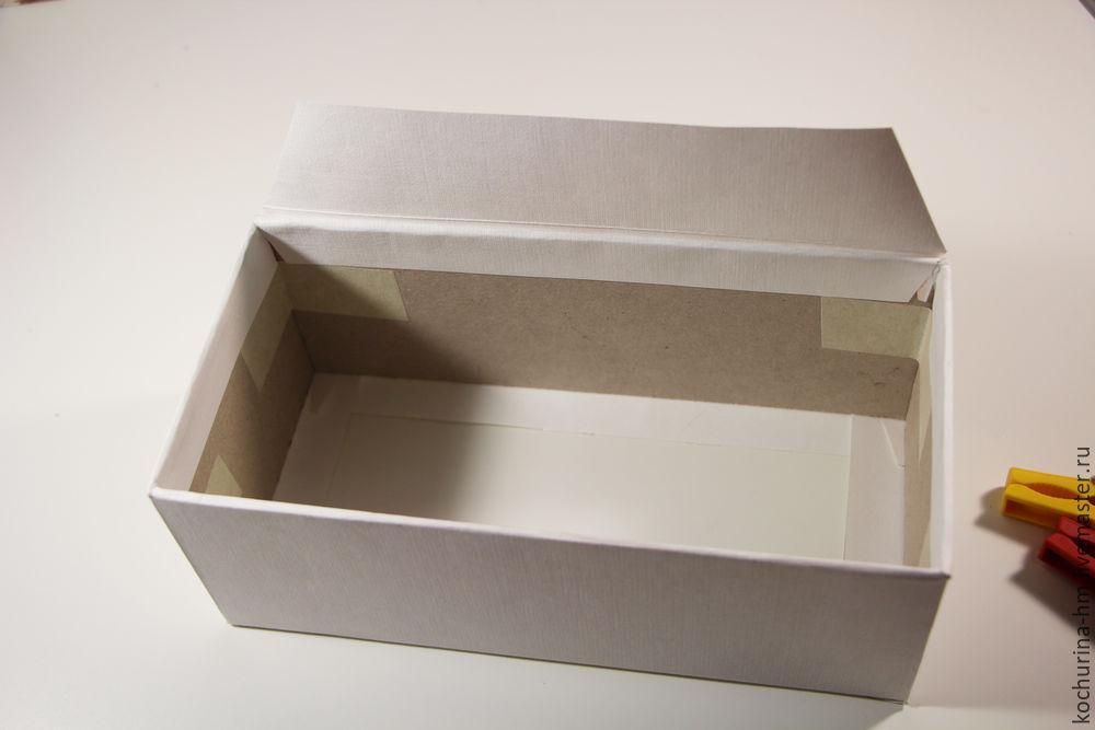 """상자 """"Mamina Treasure""""로 자신의 손으로. 1 부, 사진 № 29."""