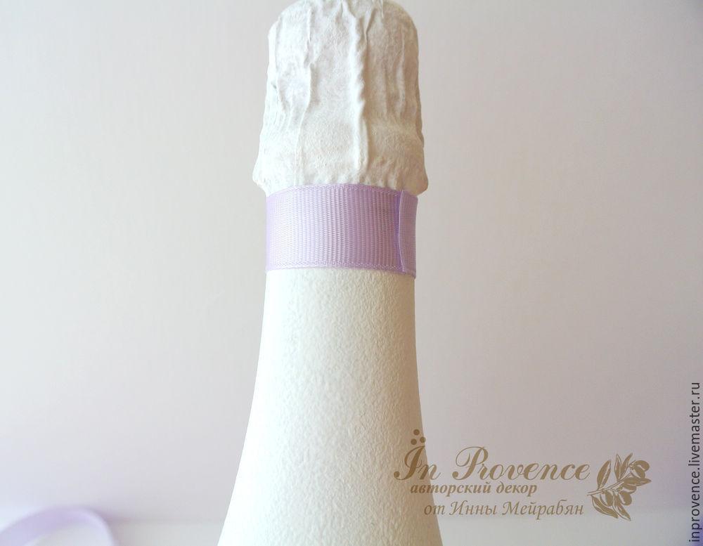 Boom perkahwinan berterusan. Hiasan wedding champagne. Bahagian 1, Foto № 25