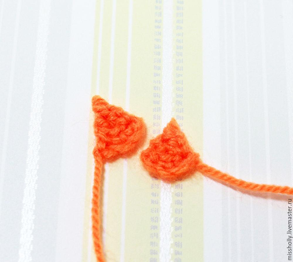 Crochet di pollo a maglia, foto № 5