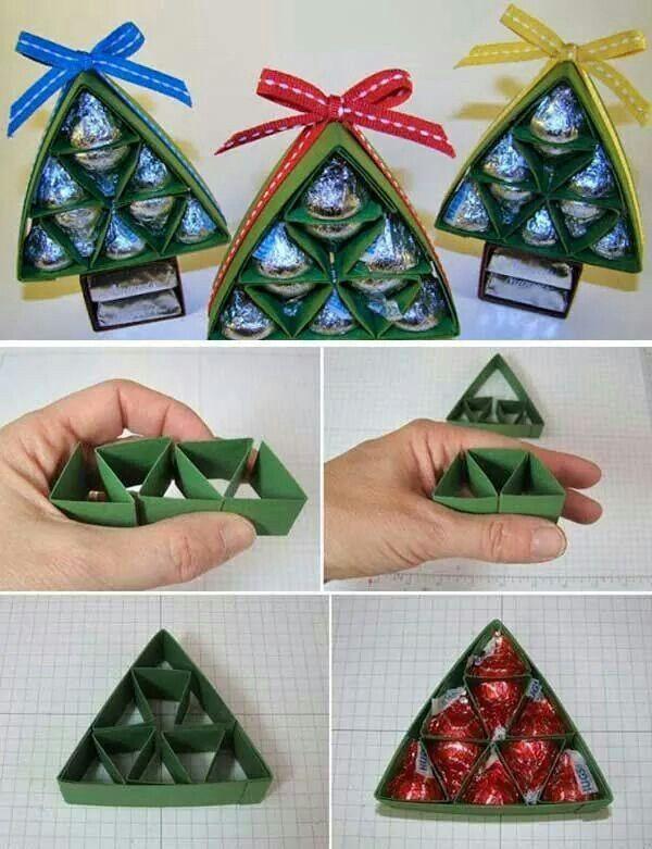 50 interessante ideer til emballering af nytårs gaver, foto № 15