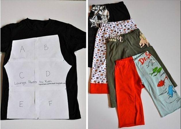 糸の上の世界で、または古い服から新しいスタイリッシュなものを作る、写真№40