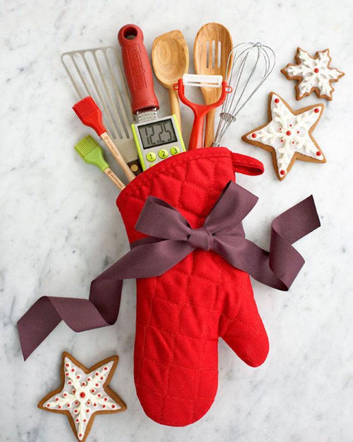 50 interessante ideer til emballering af nytårs gaver, foto № 40