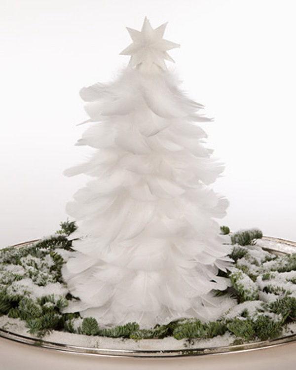 Δημιουργήστε μια διάθεση μιας Πρωτοχρονιάς: 50 ιδέες για την εορταστική διακόσμηση, φωτογραφία № 25