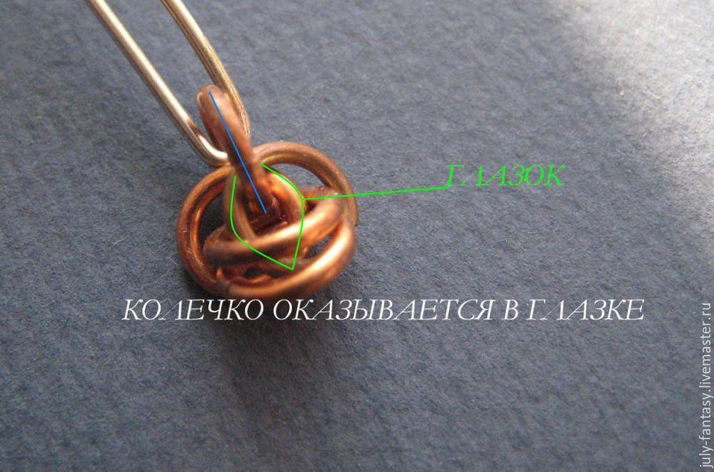 Мастер-класс біз «АРЛАР», «АРЛАР», № 6 жылжымалы тоқуды игереміз