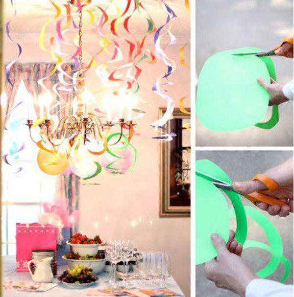 Новогодние гирлянды своими руками 36 несложных вариантов украшения интерьера, фото № 9