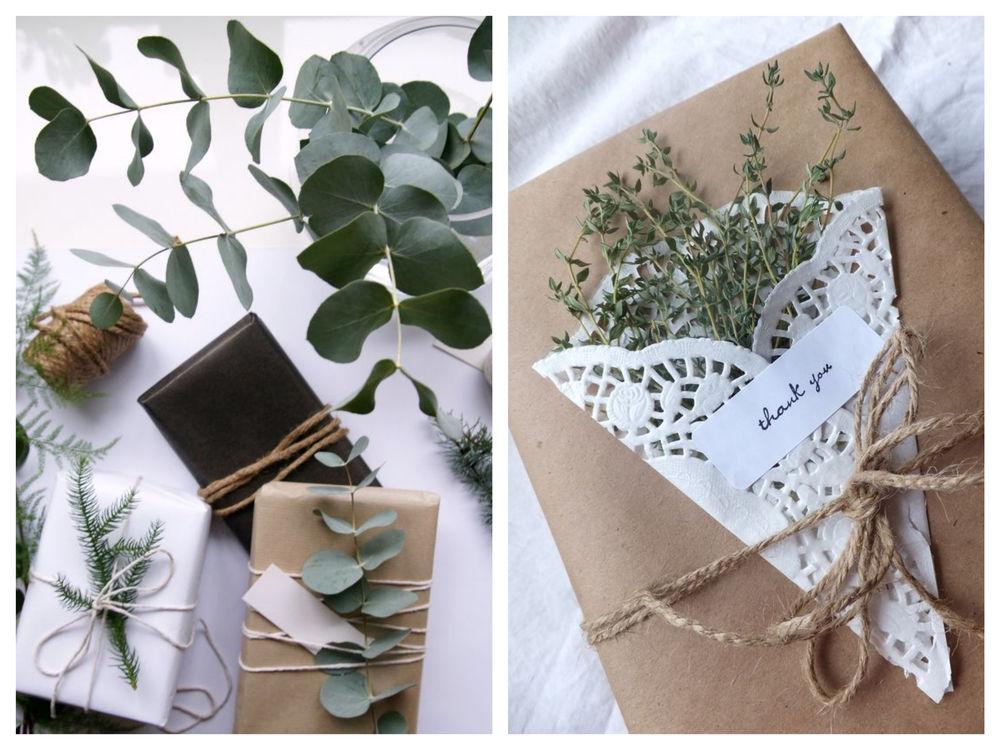 Не крафтом единым: 12 способов упаковать подарок, фото № 5