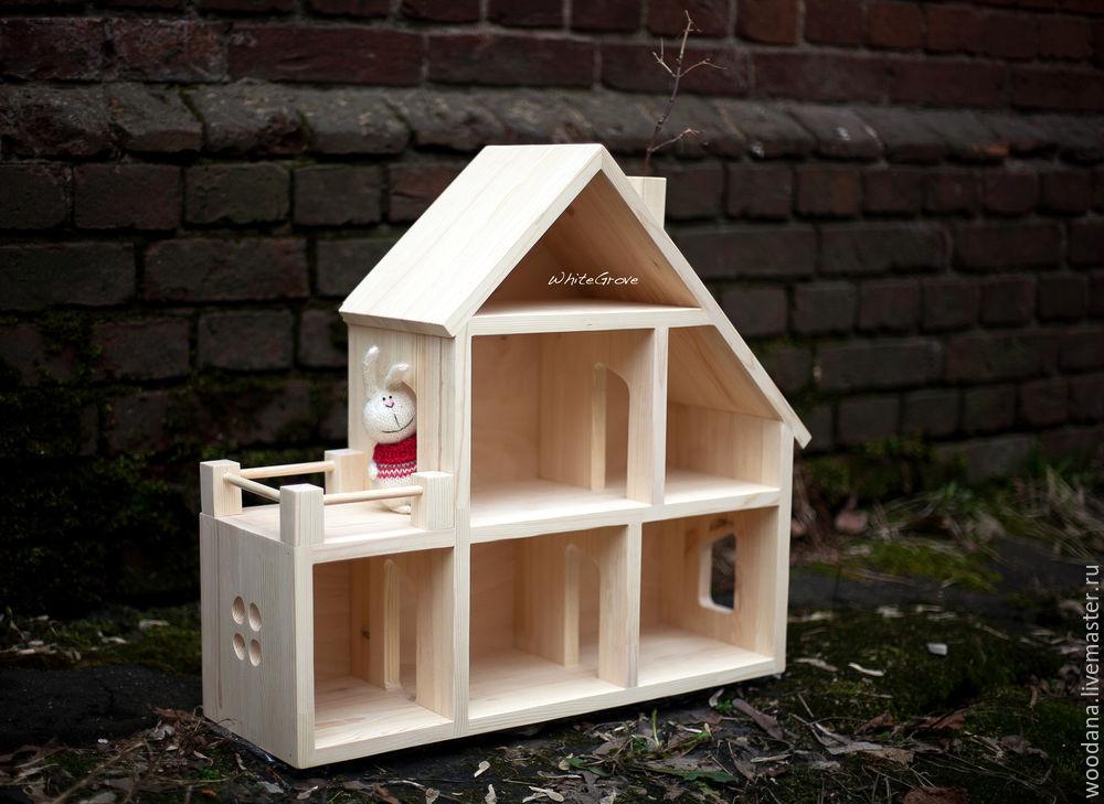 Создаем кукольный домик своими руками, фото № 42