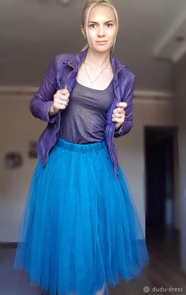 Kami menjahit pek skirt Fatin tanpa kereta, foto № 1