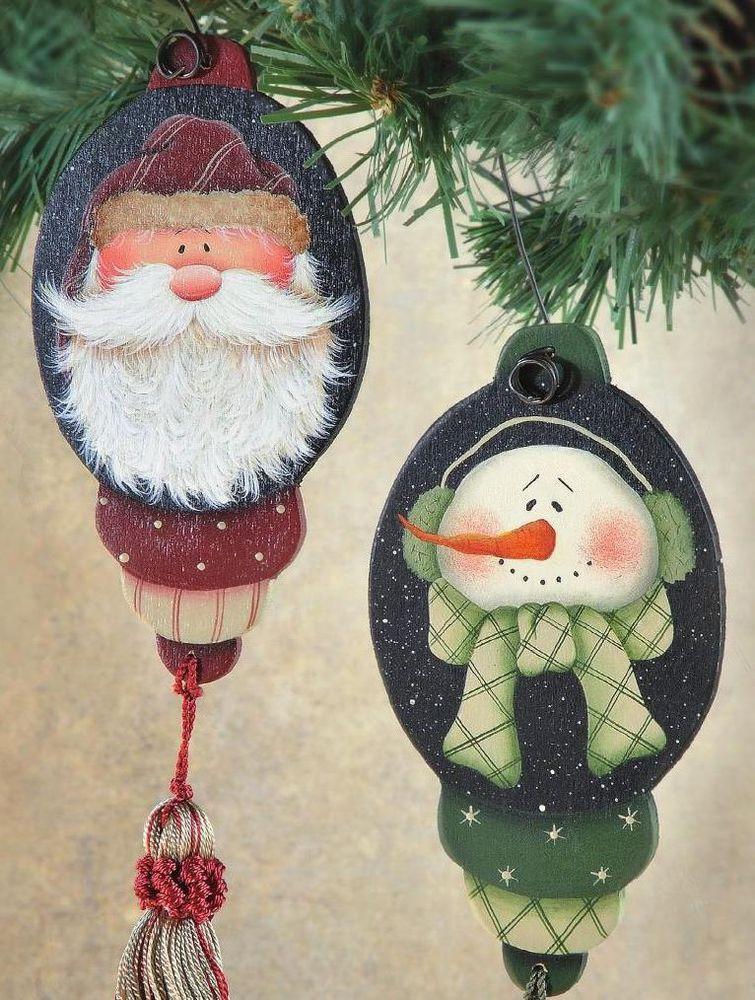 Рождестволық шыршаны жақсы безендіріңіз! 50 Рождестволық ойыншық идеялары оны өзіңіз жасайды, сурет № 31