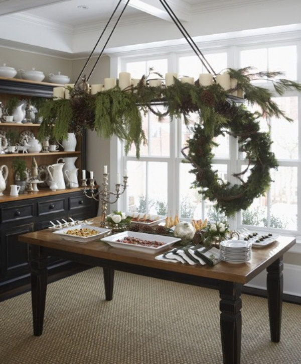 Create a New Year's mood: 50 ideas for the festive decor, photo number 44