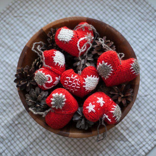 Рождестволық шыршаны жақсы безендіріңіз! 50 Рождестволық ойыншық идеялары өзіңіз жасайды, сурет № 33