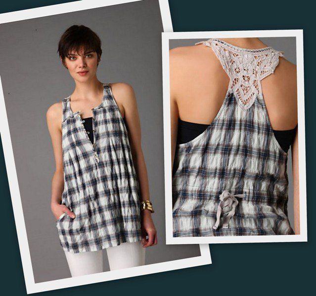 糸の上の世界とともに、または古い服から新しいスタイリッシュなものを作る、写真№13