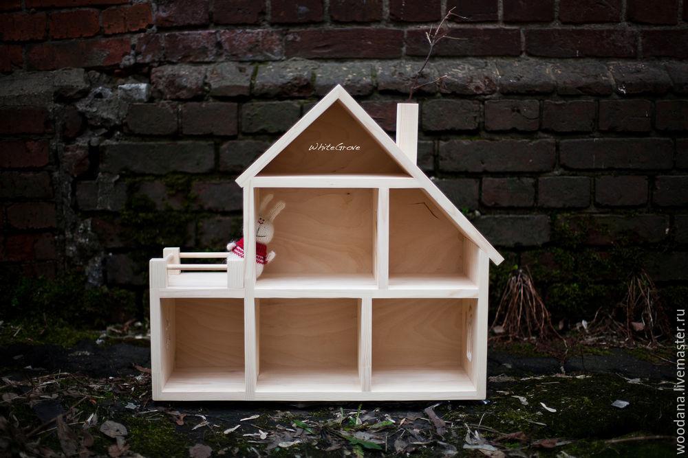 Lag en dukke Lodge med egne hender, bilde № 41