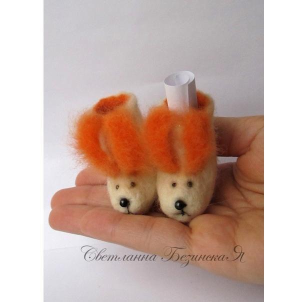 Украсим ёлку интересно! 50 идей ёлочных игрушек своими руками, фото № 35
