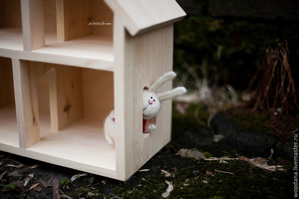 Lag en dukke Lodge med egne hender, bilde № 43