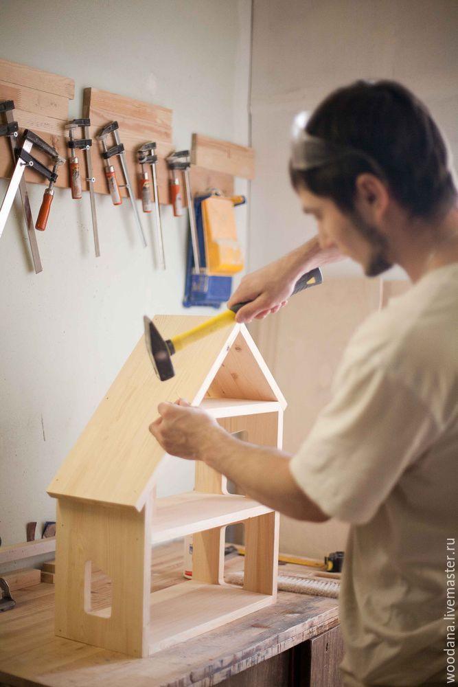 Создаем кукольный домик своими руками, фото № 16