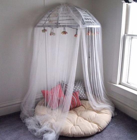 Enkla idéer för hemtak i sovrummet och inte bara, foto nummer 9